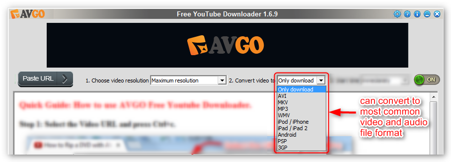 Free YouTube Downloader - Best freeware for downloading YouTube