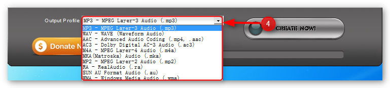 how-to-convert-audio-for-free-step-3