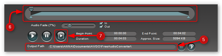 how-to-convert-audio-for-free-step-4