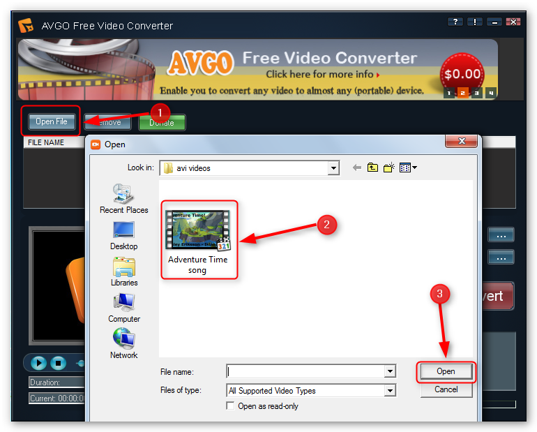 how-to-convert-video-free-step-1