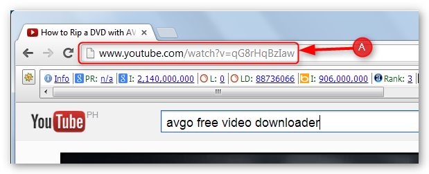 How to download video from youtube hulu and more for free how to download video free step 1 a ccuart Gallery