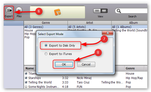 how-to-transfer-music-from-ipod-to-computer-step-3